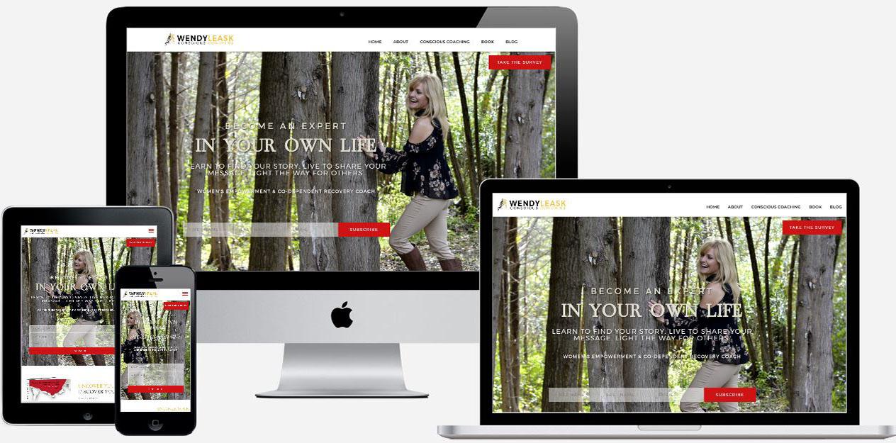 Web Design Client Portfolio